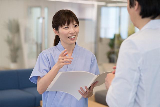 受診者の視点にたって評価される「機能評価認定」は、受診者にとっては、健診施設への信頼感を抱くための判断材料のひとつとなるでしょう。