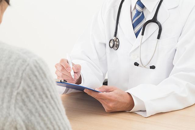 定期的な乳がん検診やレディースドックの受診を